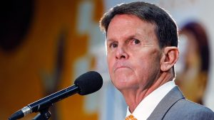 Tennessee Volunteers Dave Hart Phillip Fulmer