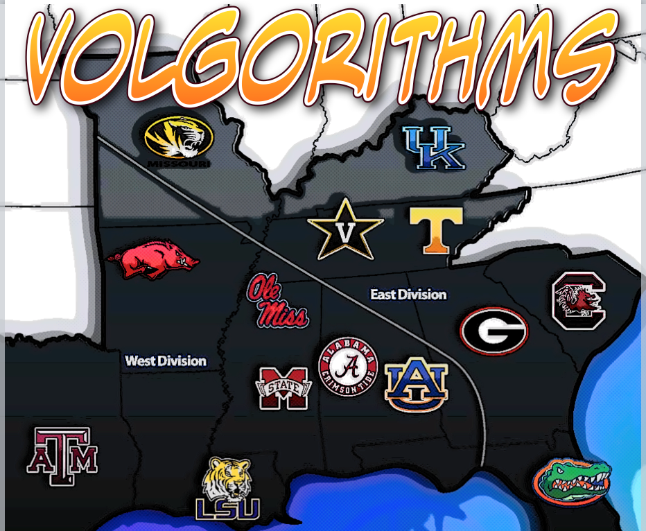 Volgorithms to the SEC East