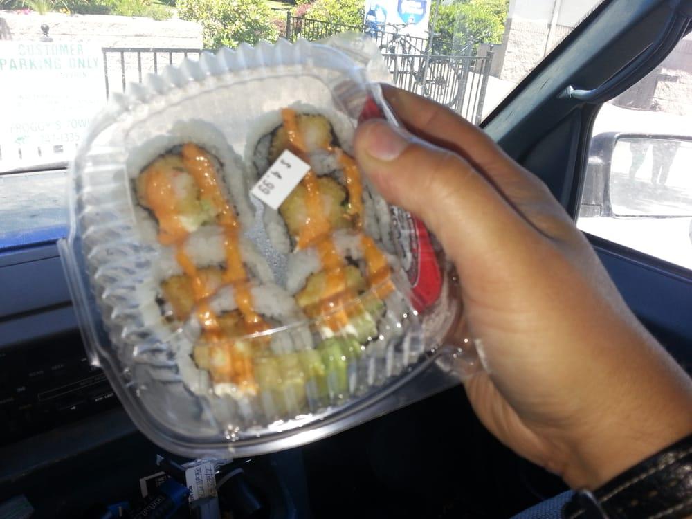 Gas Station Sushi